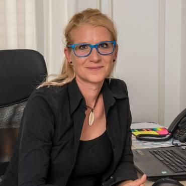 Barbara Škof – pomočnica ravnateljice